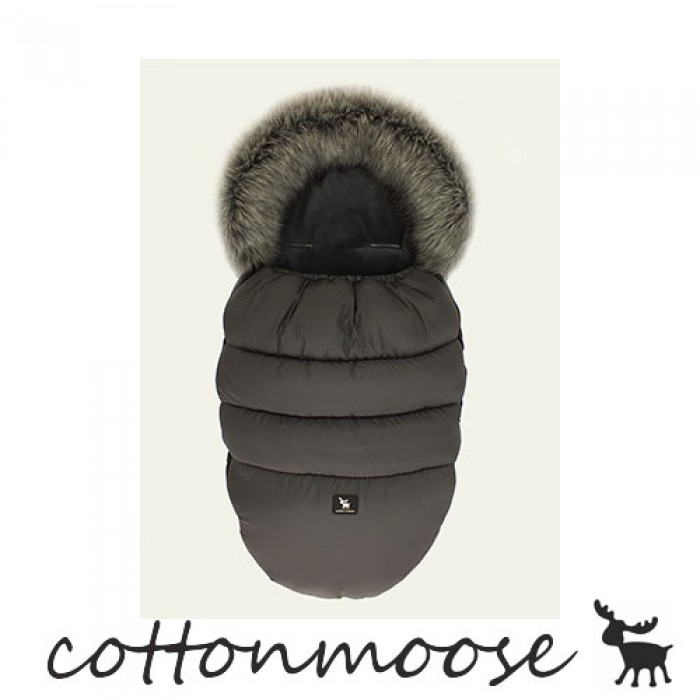 Zimska vreča Cottonmoose Grafit Coat