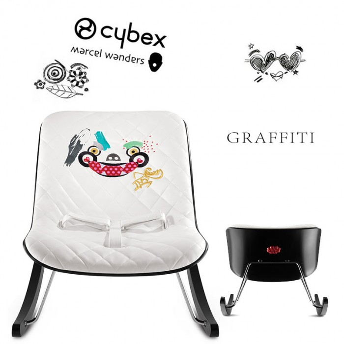 Cybex Rocker Bouncer GRAFFITI