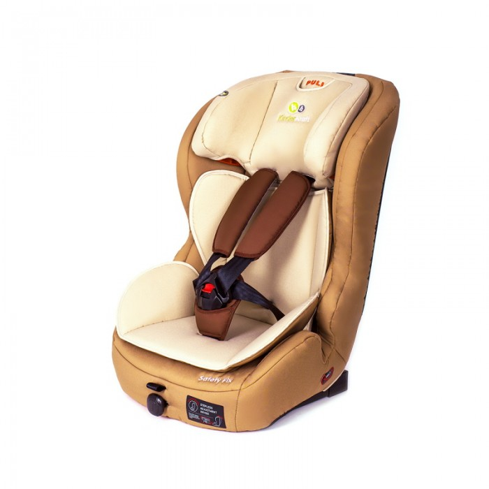 "Avtosedež Kinderkraft ""Safety FIX"" ISOFIX Beige 9-36 kg"