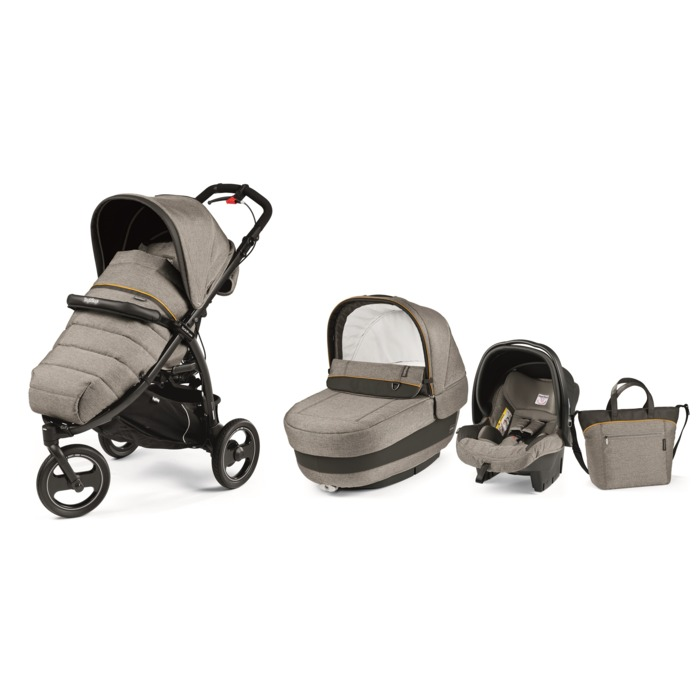 Peg Perego Book CROSS Modular 4v1 Luxe Gray