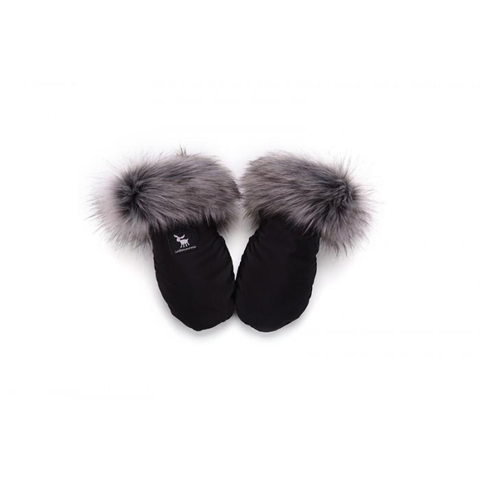 MUFF SHINE rokavičke Cottonmoose Silver