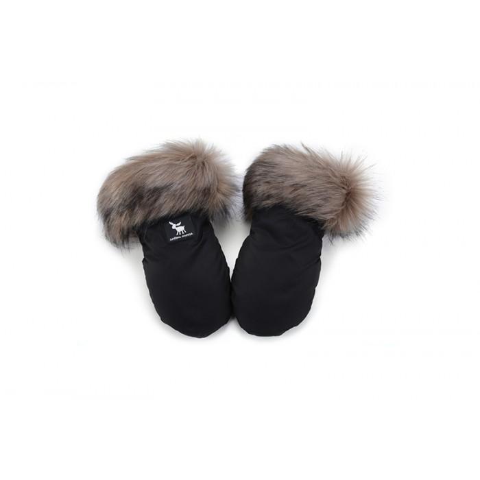 Muff rokavičke Cottonmoose Black