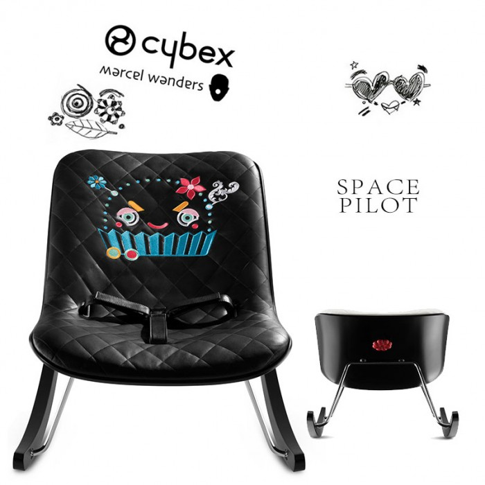 Cybex Rocker Bouncer SPACE Pilot