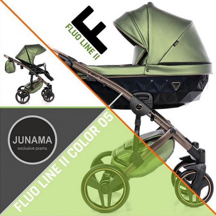 Junama FLUO II 05 3v1 - komplet - ZALOGA