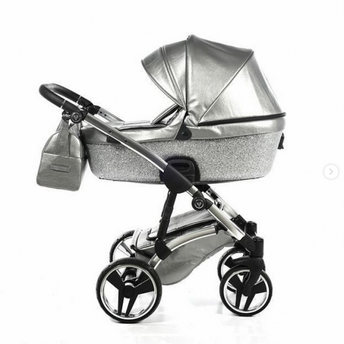 Junama Glitter Silver