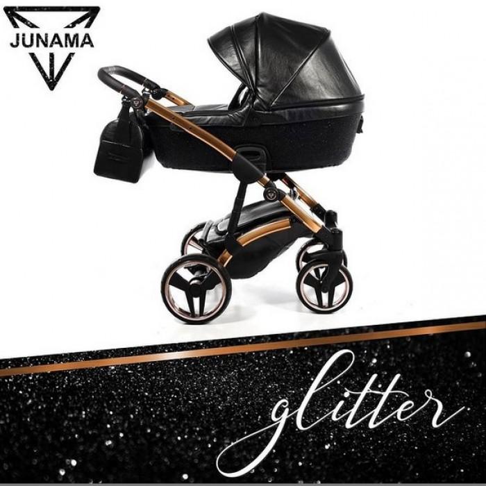 Junama Glitter Black