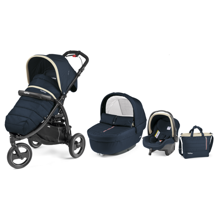 Peg Perego Book CROSS Modular 4v1 BreezeBlue